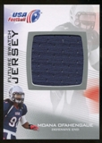2012 Upper Deck USA Football Future Swatch #FS35 Moana Ofahengaue