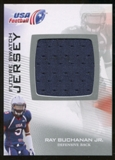 2012 Upper Deck USA Football Future Swatch #FS37 Ray Buchanan Jr.