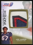 2012 Upper Deck USA Football Future Swatch Patch #FS31 Joe Harris