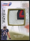 2012 Upper Deck USA Football Future Swatch Patch #FS48 Trey Keenan