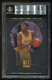 1996/97 Fleer Ultra RC Kobe Bryant All-Rookies BGS 8.5