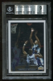 2003/04 Topps Chrome #113 Carmelo Anthony Rookie RC BGS 9 Mint