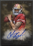 2011 Topps Inception #126 Colin Kaepernick Rookie Auto #187/500