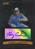 2008 Stadium Club #GC Gary Carter Beam Team Auto