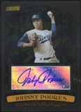 2008 Stadium Club #JPO Johnny Podres Beam Team Auto