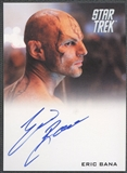 2009 Star Trek Movie #6 Eric Bana Auto