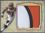 2012 Topps Five Star #FSJJRMS Mohamed Sanu Rookie Rainbow Jumbo Patch #1/5