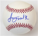 Taijuan Walker Autographed Seattle Mariners Official MLB Baseball (PSA)