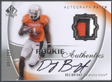 2010 SP Authentic #103 Dez Bryant Rookie Patch Auto #097/299