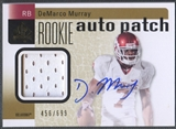 2011 SP Authentic #216 DeMarco Murray Rookie Patch Auto #456/699