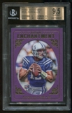 2012 Topps Magic Andrew Luck Rookie Enchantment RC BGS 9.5 Gem Mint