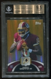 2012 Topps Rookie RC Refractors Robert Griffin III BGS 9.5 Gem Mint