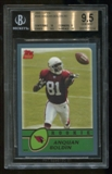 2003 Topps #348 Anquan Boldin RC Rookie BGS 9.5 Gem Mint
