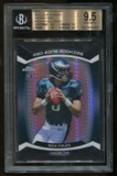 2012 Topps Chrome Red Zone Refractors Nick Foles Rookie RC BGS 9.5 Gem Mint