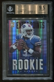2013 Panini Prestige Extra Points Red EJ Manuel RC Rookie BGS 9.5 Gem Mint