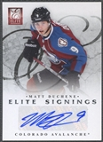 2011/12 Elite #50 Matt Duchene Elite Signings Auto
