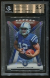 2012 Topps Platinum Rookie Die-Cut Andew Luck RC BGS 9.5 Gem Mint