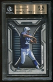 2012 Topps Strata Andrew Luck Rookie RC BGS 9.5 Gem Mint