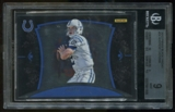 2012 Panini Black Friday Rookie Andrew Luck RC Serial #133/599 BGS 9 Mint