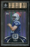 2012 Topps Rookie Refractors Andrew Luck RC BGS 9.5 Gem Mint