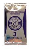 2013-14 Panini Totally Certified Hockey Purple Redemption Hobby Pack