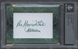 2013 Press Pass Platinum Cuts Lee Meriwether Cut Auto #1/1