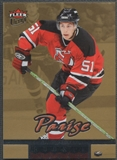 2005/06 Ultra #260 Zach Parise Gold Rookie