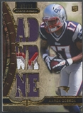 2013 Topps Triple Threads #TTRAD Aaron Dobson Relics Jersey Patch #03/36