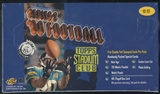 1996 Topps Stadium Club Series 2 Football Jumbo Box