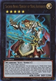 Yu-Gi-Oh Shadow Specters Single Sacred Noble Knight of King Artorigus Ultra Rare 1st Ed.