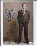 2014 Leaf Pop Century David Hyde Pierce Signed Auto 8x10 PSA DNA