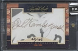 2011 Donruss Limited Cuts 1 #342 William Wambsganss Cut Auto #24/38