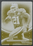 2013 Topps Triple Threads #96 Frank Gore Printing Plate Yellow #1/1