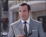 2014 Leaf Pop Century Jean Dujardin Signed Auto 8x10 PSA DNA