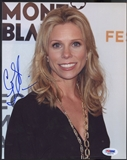 2014 Leaf Pop Century Cheryl Hines Signed Auto 8x10 PSA DNA