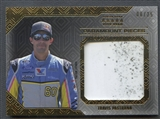 2014 Press Pass Five Star #PPTP Travis Pastrana Paramount Pieces Gold Sheet Metal #08/25