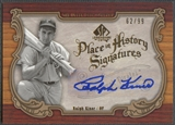 2006 SP Legendary Cuts #RK Ralph Kiner Place in History Auto #62/99