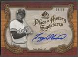2006 SP Legendary Cuts #TO2 Tony Oliva Place in History Auto #09/99