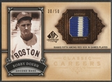 2005 SP Legendary Cuts #BD Bobby Doerr Classic Careers Patch #30/50