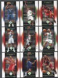 2005/06 Ultimate Collection Red Base Lot Of 18 All Numbered To 50