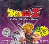 Score Dragon Ball Z Trunks Saga Starter Deck Box