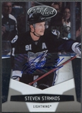 2010/11 Certified #130 Steven Stamkos 2010 Expo Auto #3/4