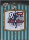 2008 Upper Deck Premier # BD Bobby Doerr Premier Stitchings Gold Patch #04/25