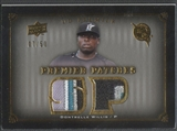 2008 Upper Deck Premier #DW Dontrelle Willis Premier Patch #07/50