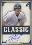 2008 SP Legendary Cuts #TM Tino Martinez Classic Signatures Auto #08/25