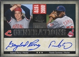 2008 SP Legendary Cuts #PC Gaylord Perry & Fausto Carmona Generations Dual Auto #58/75