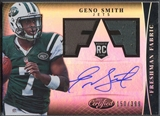 2013 Certified #311 Geno Smith Rookie Jersey Auto #150/399