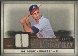 2008 SP Legendary Cuts #JT Joe Torre Legendary Memorabilia Jersey #41/75
