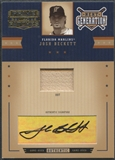 2005 Prime Patches #2 Josh Beckett Next Generation Bat Auto #20/25