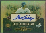 2006 Upper Deck Epic #SG Steve Garvey Epic Endorsements Auto /45